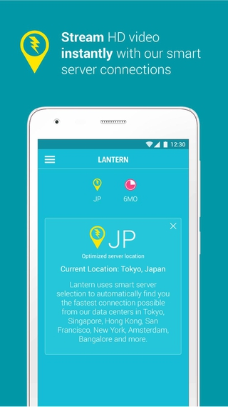 Lantern 3.6.6 apk screenshot