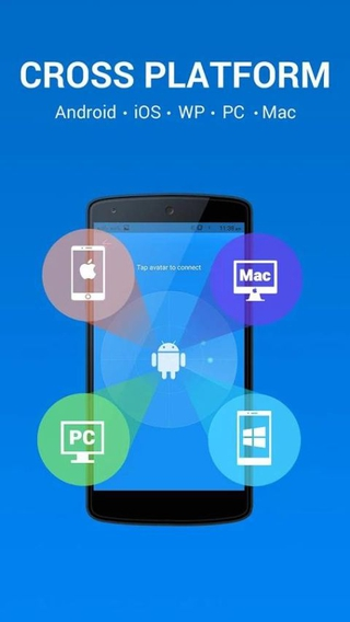 SHAREit 3.8.8.ww apk screenshot