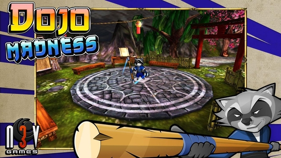 Dojo Madness 1.1 apk screenshot